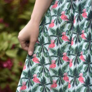 Spódnica Flamingo