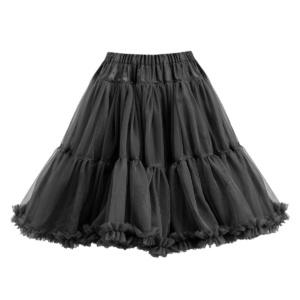 Halka petticoat czarna