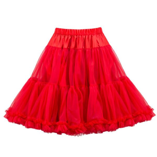 Halka petticoat czerwona