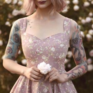 Sukienka Rosa Pastella