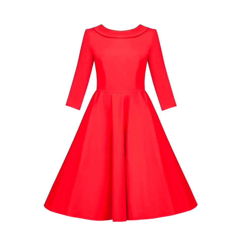 sukienka z koła