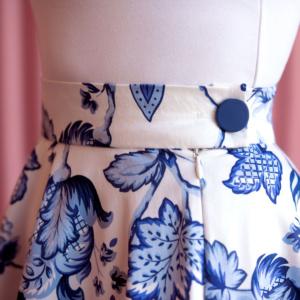 Spódnica Porcelanowa