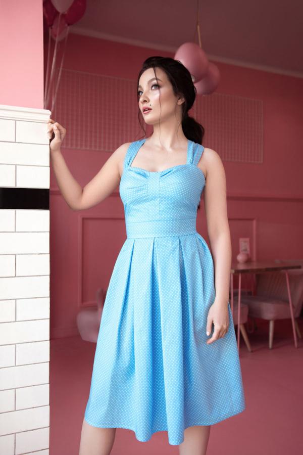 Sukienka Niezapominajka