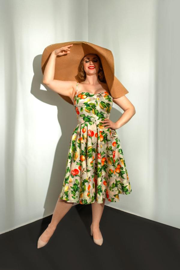 Sukienka Satsuma